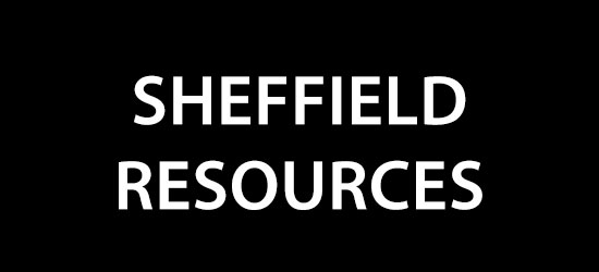 Resources from around Sheffield