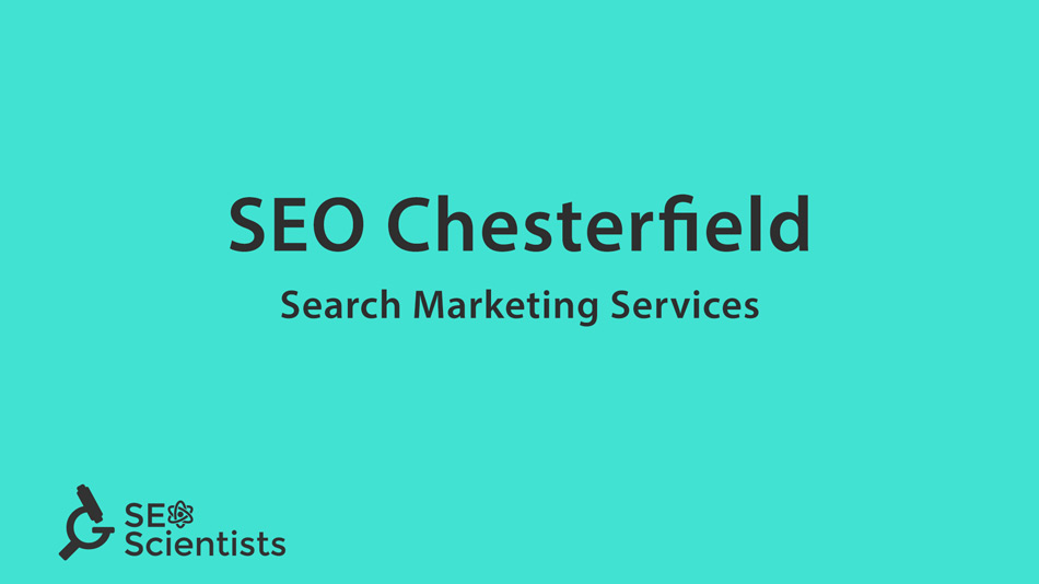 SEO Chesterfield from Local SEO Sheffield